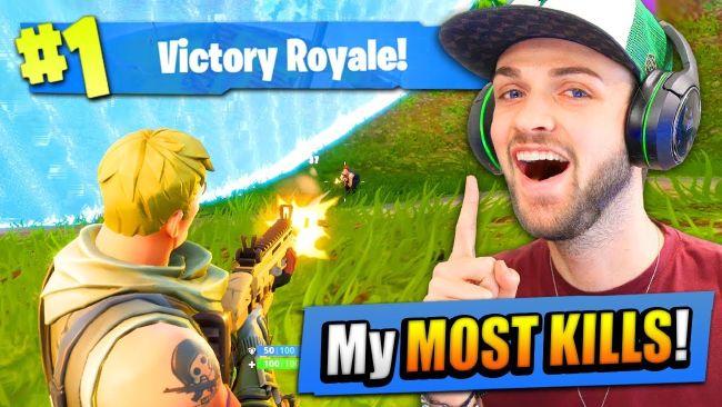 Clickbait Fortnite Youtubers Clickbait War