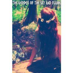 Goddess of the Sky | Greek Mythology Fanfiction