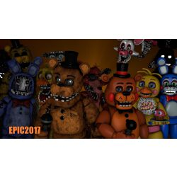 Withered Animatronic Stories