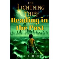 Reading Percy Jackson: The Lightning Thief