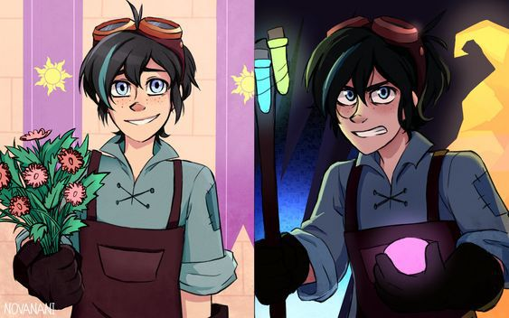 Ready As I'll Ever Be -Varian x Reader | Big Book of Oneshots