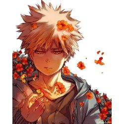 Out of control, Bakugou Katsuki x reader