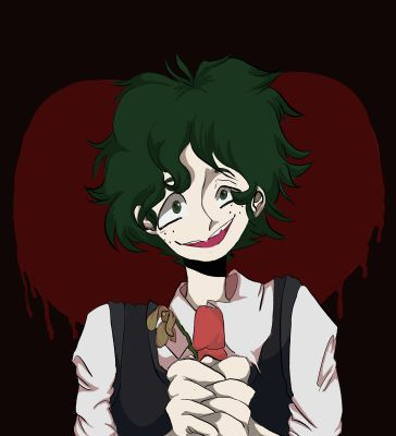 Villain deku One-shot!