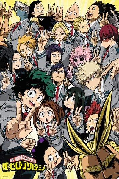 My Hero Academia Parent Scenario's