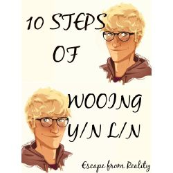 Jason Grace's 10 Steps to Wooing Y/N L/N