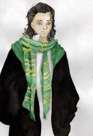 Slytherin!Loki x Slytherin!Reader Hogwarts AU | Loki Laufeyson x