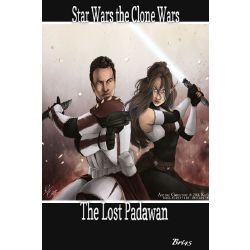 Star Wars the Clone Wars  The lost Padawan (really slow updates)
