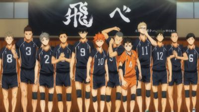 Melody of the Crows(A Haikyuu Fanfic)