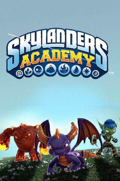 Skylanders Unite! Part 2   Skylanders Academy