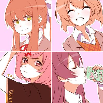 O} (Sayori X Fem!Reader) Cheer Up!~ | DDLC Scenarios, Oneshots, and