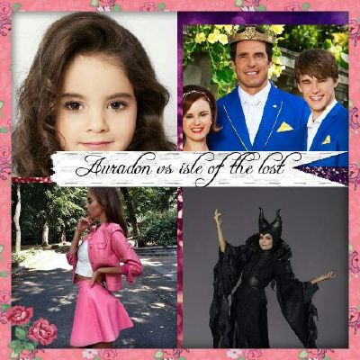Descendants: Briar Beast the lost princess of Auradon and the Beast