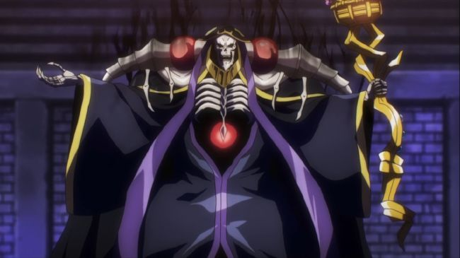 Which Overlord girl would love you? (With Kinky Results :3