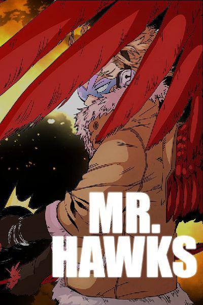 Hawks Bnha Fanfic
