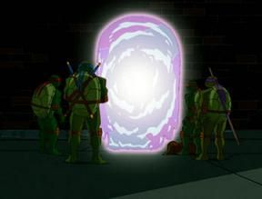 A Patrol and a Portal | The Mutant Girls! (A TMNT fanfic)