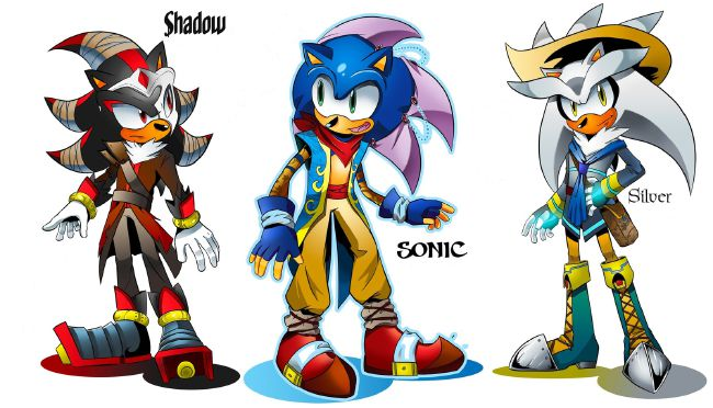 Future Book Love For Speed Sonic Boom X Reader
