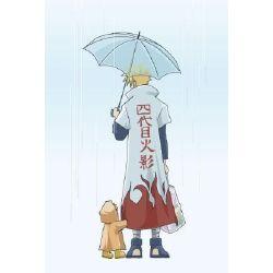 Naruto Konoha Jinchuuriki
