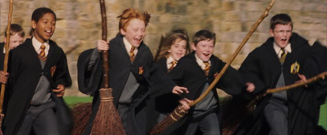 Chapter 8: The New Seeker and Chaser *** | Harry Potter and