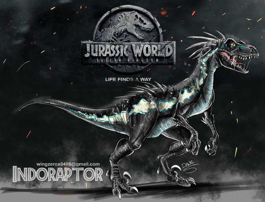 this side of paradise indoraptor x dinosaur oc paradise indoraptor x dinosaur oc
