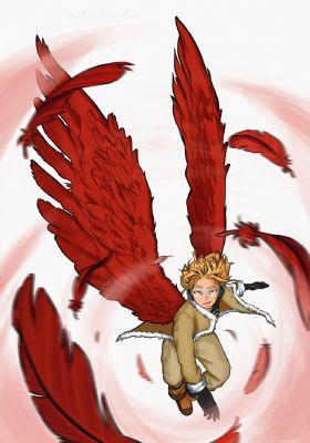 Funny Little World [Hawks x Reader] | One-shots