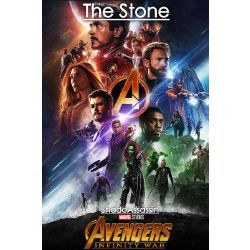 New Book! The Stone- Avengers Infinity War | Unwanted