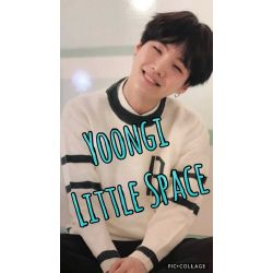 7B) | Yoongi Little Space