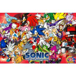 Sonic Boom Quizzes