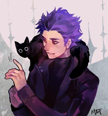 Villain I'm Not (Hitoshi Shinsou x Reader)