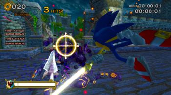 To The Blacksmith And Learning Soul Surge I M Sonic The Hedgehog Knight Of The Wind