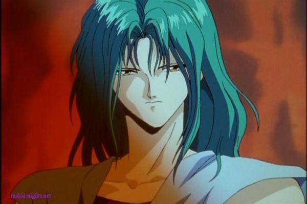 Which pretty boy demon from yu yu hakusho are you? - Quiz
