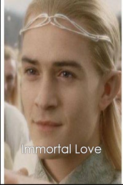 A Princess Meets a Prince   Immortal Love: A Legolas x OC ...