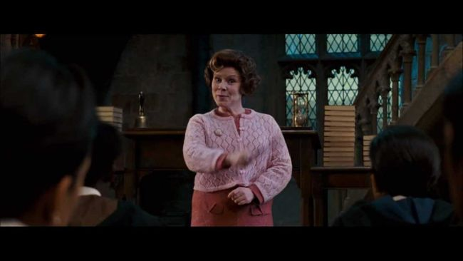 Ch 3 Umbridge The Worst Defense Against The Dark Arts Teacher