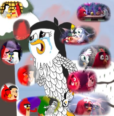 When You Re Gone The Angry Birds Movie 2 Rewritten