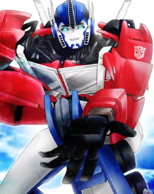 Transformers Prime ~Eye of the Beholder (EDITING)