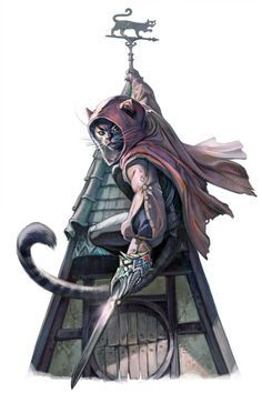 Tabaxi Pirate Monk Backstory It is so awesome seeing more tabaxi characters and art! tabaxi pirate monk backstory