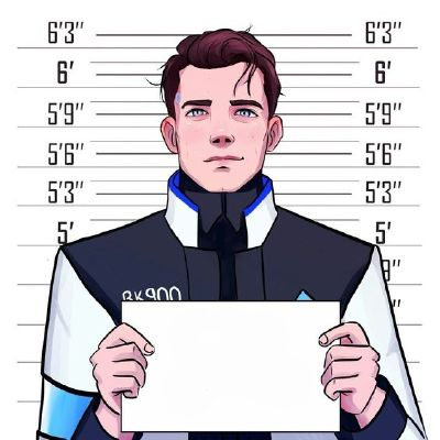 DBH) RK900/Nines x Male! Detective! Reader | Game characters