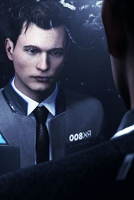 41   rA9 ✿ Connor x AI!reader   Detroit: Become Human [ONE-SHOTS