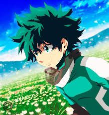 My hero!- Deku x Reader | I am here! (Bnha x reader oneshots)