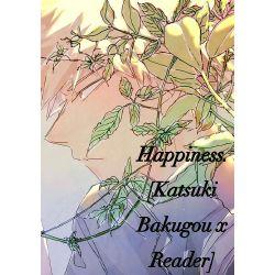 Katsuki Bakugou Reader
