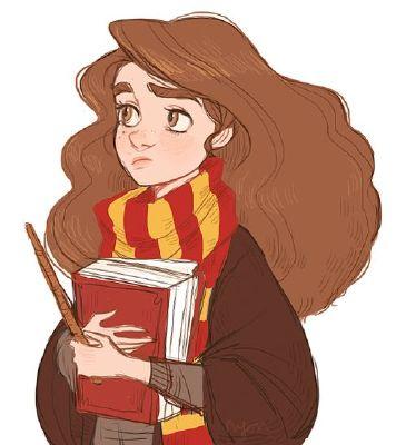 Harry hermione big ass story She Hermione Granger X Oc