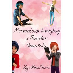 Miraculou Ladybug Reader