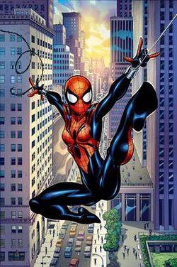 When Worlds Collide(Spider-Man Love Story)