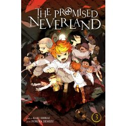 Promised Neverland Quizzes