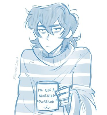 Voltron Dating Oneshots