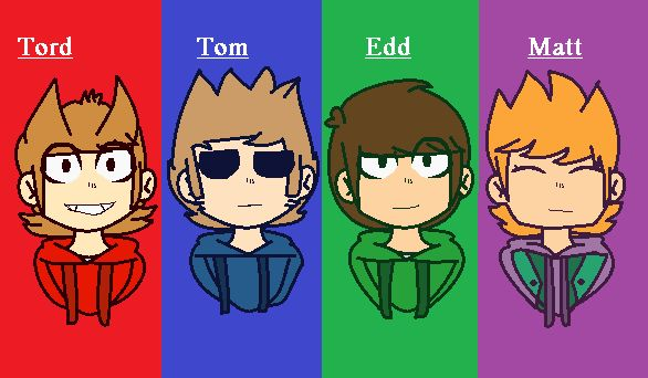 Eddsworld Crew X Reader (female)