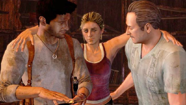 Chapter 10 Sanctuary Uncharted Drake S Fortune Nathan Drake