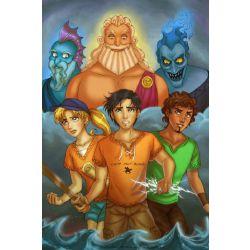 Daughter of Poseidon (Percy Jackson Story) ((Remake))