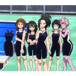 Hero Academia Girlfriend