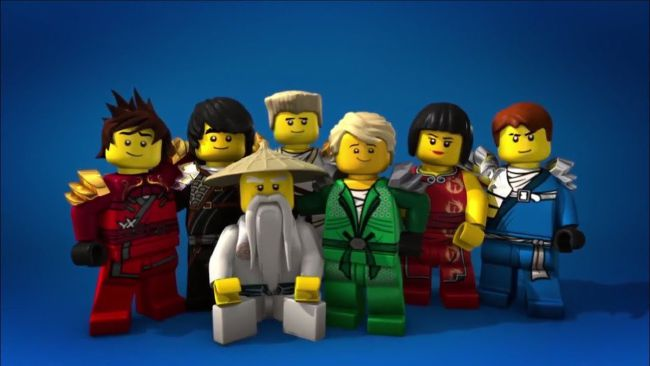 Ninjago fanfiction!