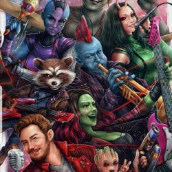 Guardians of the galaxy fanfiction