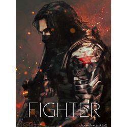 Fighter (Bucky Barnes x Reader)